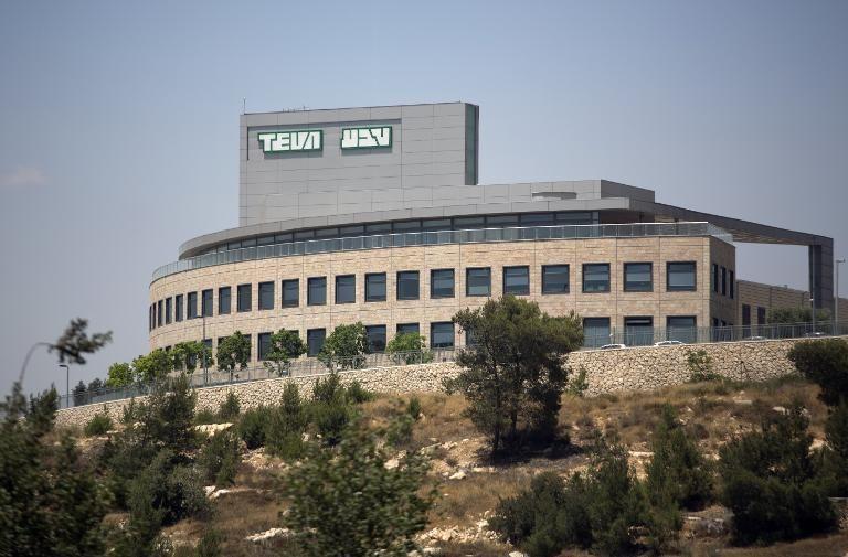 L'action du géant Teva s'écroule de 17.5% à la bourse de Tel Aviv