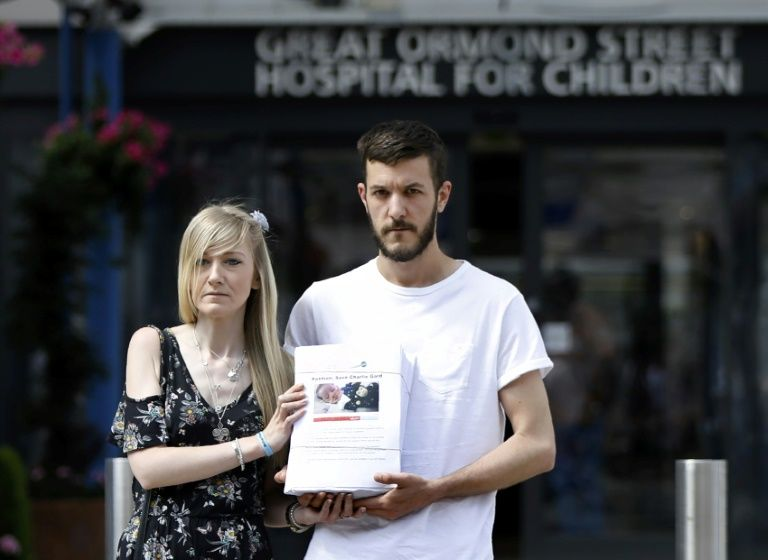 Charlie Gard's parents 'looking forward' to court return