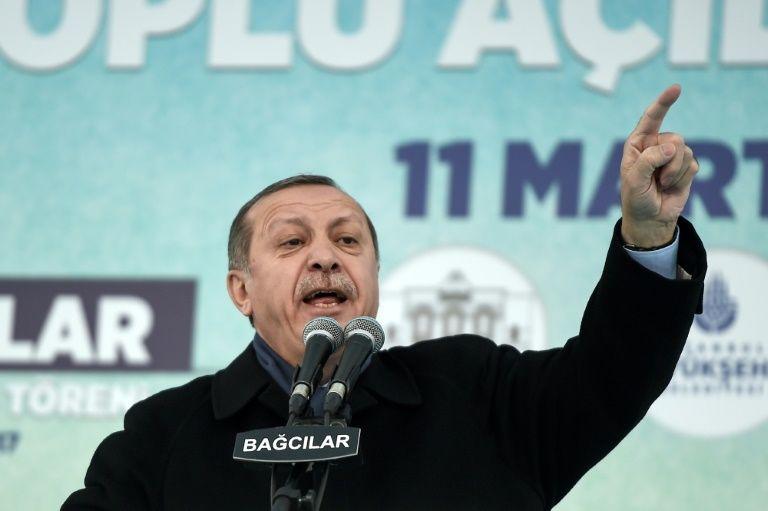 """""""Aucun Européen ne pourra plus faire un pas en sécurité"""" (Erdogan)"""