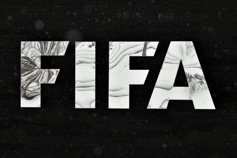Logo de la Fédération internationale de football (Fifa), à Zurich, le 10 janvier 2017