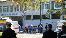 Crimée: au moins 19 morts et 37 blessés dans une tuerie dans un lycée technique