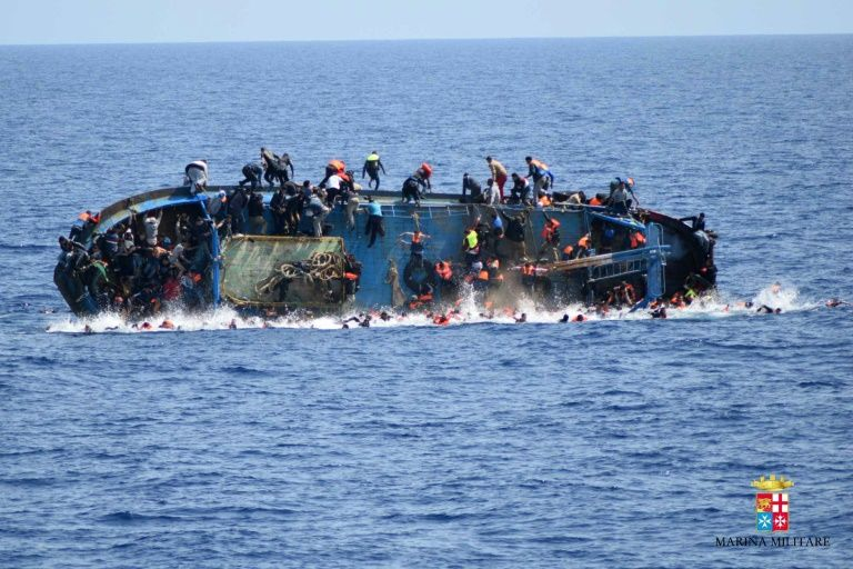 The latest sinking comes only a day after two crowded boats capsized off Libya, leaving more than 100 feared dead