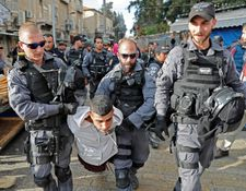 Jerusalem police brace for expected round of renewed clashes