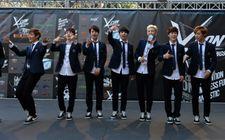 Le boys band sud-coréen BTS s'excuse après avoir porté des symboles nazis