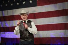 Roy Moore, a 70-year-old Christian conservative with a history of controversy stemming from his tenure on Alamaba's supreme court, had been a strong favorite to win the rightwing state's special election on December 12 before the allegations broke