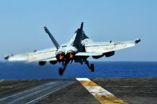 Navy left red-faced after cocky pilot draws genitalia in sky