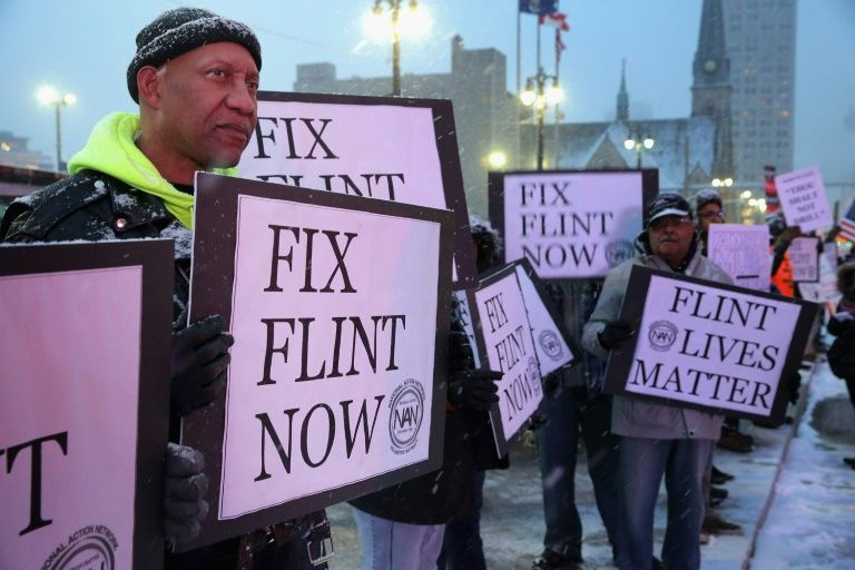 Top Michigan Officials Charged in Flint Water Crisis