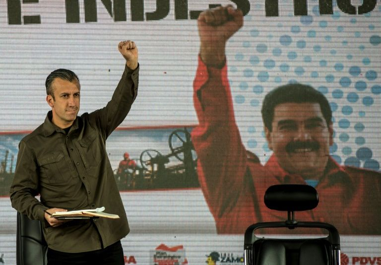 US-sanctioned Venezuelan VP has alleged ties to Hezbollah