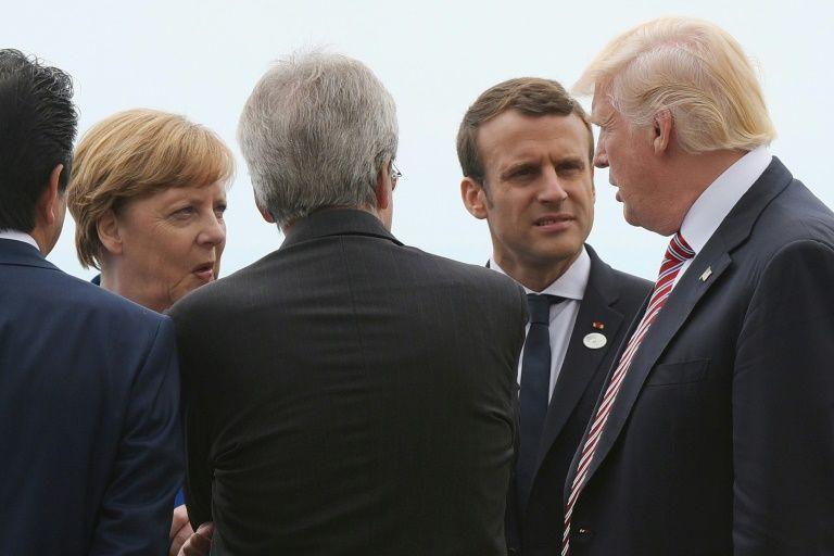 Le G7 échoue à s'entendre sur le climat