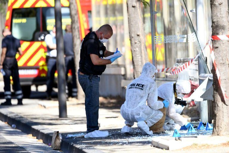 Police rule out terrorism as motive in Marseille van crash