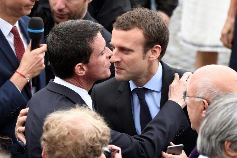 Hamon dénonce Valls et appelle Mélenchon à le rejoindre — Soutiens à Macron