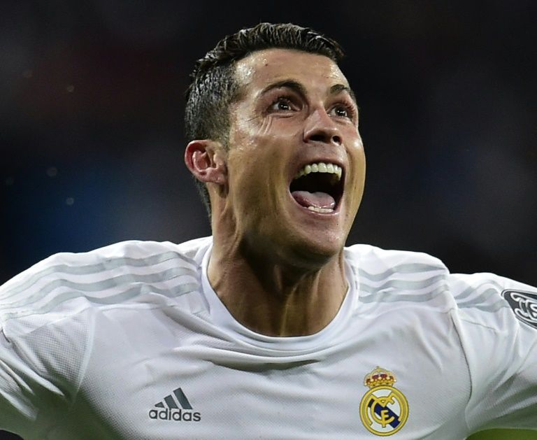 Real Madrid forward Cristiano Ronaldo is a three-time world player of the year