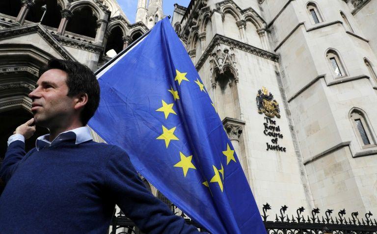 Brexit: Londres ne veut plus de la compétence directe de la CJUE