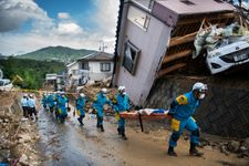 Official death toll from record Japan rains hits 100: gov't spokesman