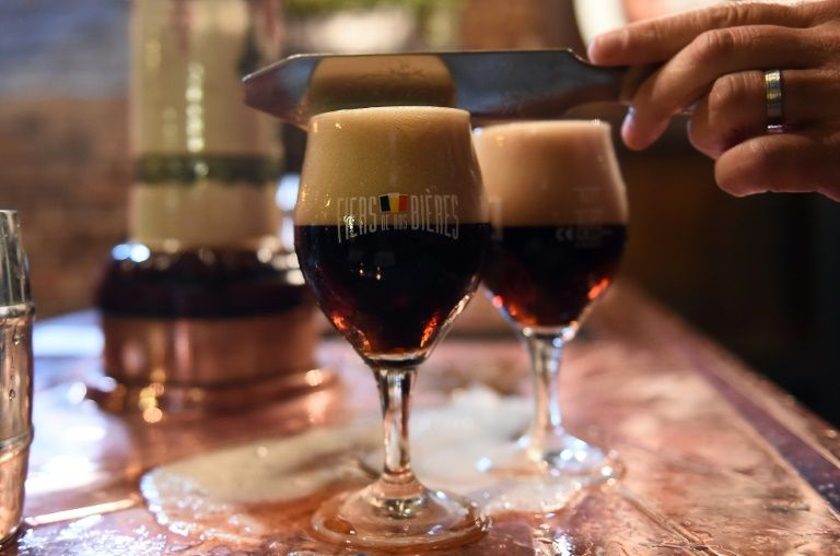 "Belgian beer culture has made it on UNESCO's ""intangible"" heritage list"