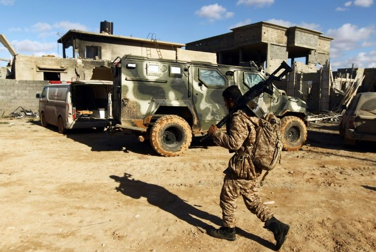 Russia denies special forces deployed to Egypt to back renegade Libyan general