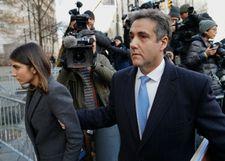 USA: l'ex-avocat de Trump, Michael Cohen, condamné à 3 ans de prison
