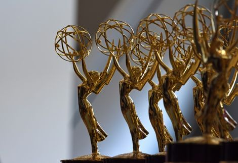 """Game of Thrones"" will face off with ""The Handmaid's Tale"" for top television honors at the 70th Emmy Awards in Los Angeles on Monday"