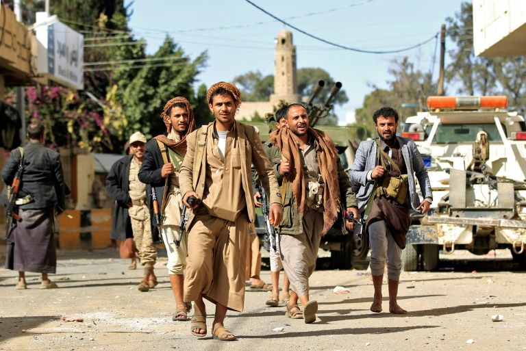 United States  says missile parts prove Iran is illicitly arming Houthis