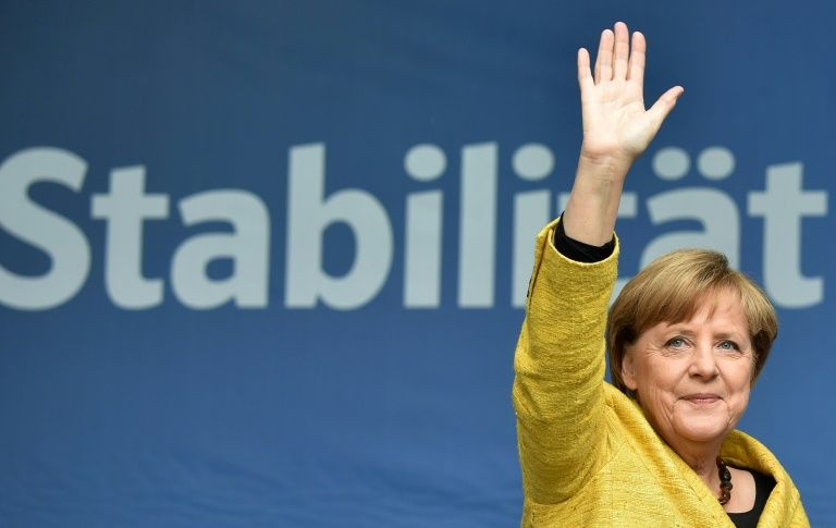 While Chancellor Angela Merkel's popularity nosedived after Germany welcomed over one million refugees, she is set to sail to a fourth term in the election next week