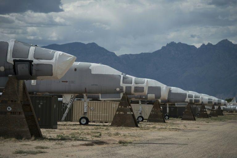 i24news lock down at arizona 39 s davis monthan air force base lifted. Black Bedroom Furniture Sets. Home Design Ideas