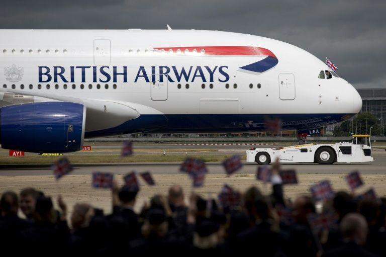 British Airways returns to normal schedule after IT crash