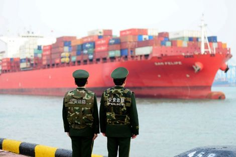 US strikes first trade blow, but real battle will be over intellectual property