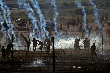 One Palestinian killed, several injured after attempted breach of Gaza border
