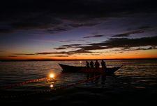 ارتفاع حصيلة ضحايا غرق العبّارة في بحيرة فيكتوريا إلى 136 شخصًا