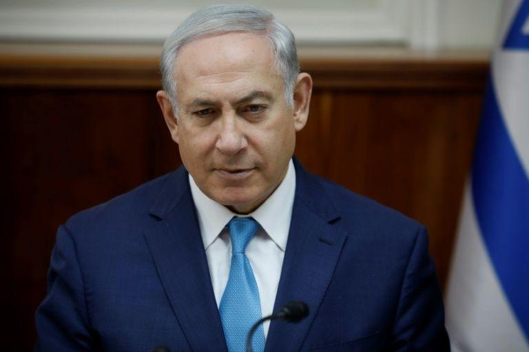 Le Premier ministre israélien Benjamin Netanyahu le 24 décembre 2017 à JérusalemAMIR COHEN