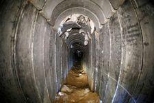 Gaza: l'armée israélienne détruit deux tunnels terroristes