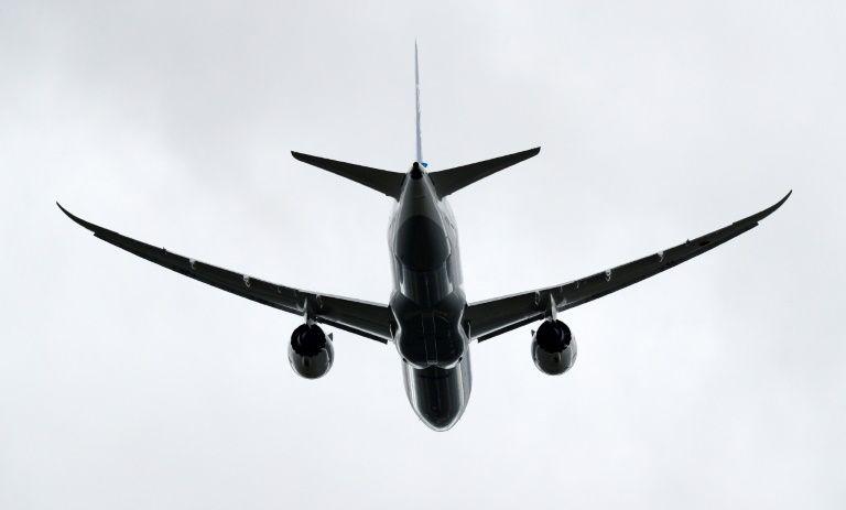 طائرة بوينغ 8-787 دريملاينر