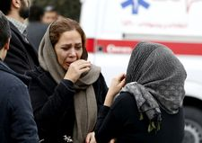 Bad weather postpones search for crashed plane in Iran