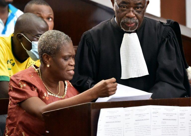 """Côte d'Ivoire: Simone Gbagbo """"acquittée"""" de crime contre l'humanité"""