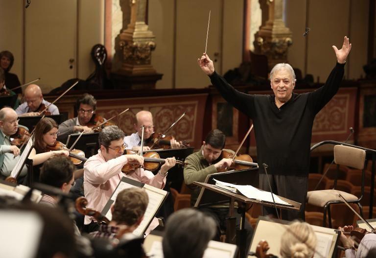 Entrez au coeur du Philharmonique d'Israël avec Zubin Mehta