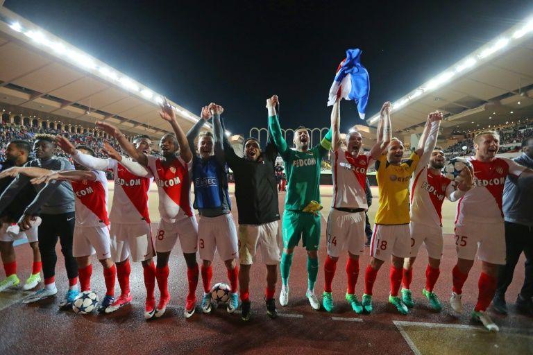 Football: Monaco élimine Dortmund et se qualifie pour les demi-finales