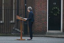 GB: Theresa May remporte le vote de défiance organisé contre elle