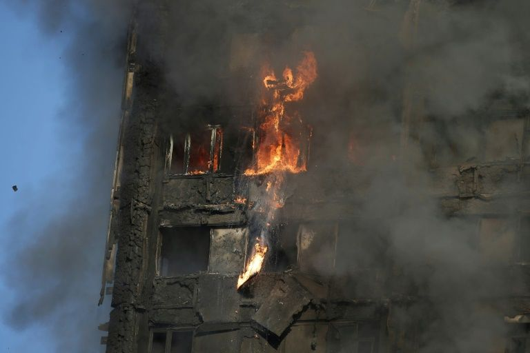 Police considering manslaughter charges over London tower blaze