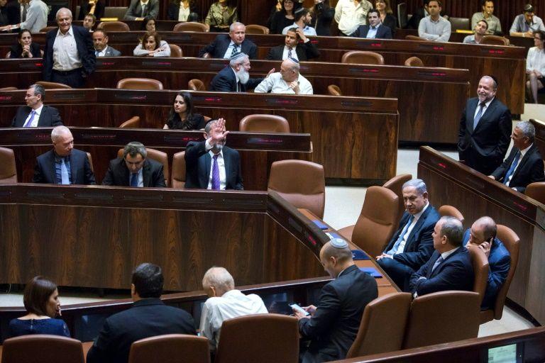 """Le Comité ministériel approuve le projet de loi sur un """"État-nation juif"""""""