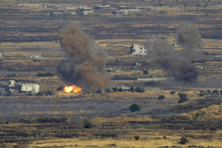 """La Syrie menace Israël de """"répercussions graves"""" en cas de riposte sur le Golan"""