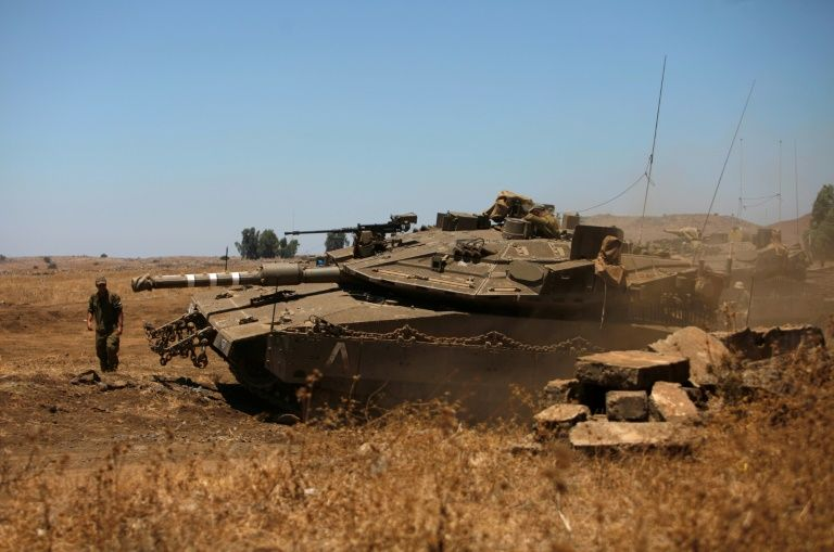 Liberman warns Israel won't tolerate 'spillover' fire from Syria