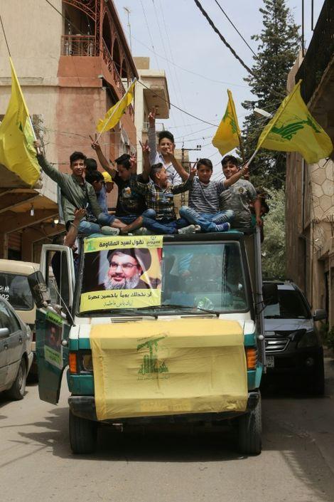 تقرير: إيران نقلت مجددا مكونات أسلحة متقدمة الى حزب الله