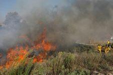 L'armée israélienne cible des lanceurs palestiniens de ballons incendiaires