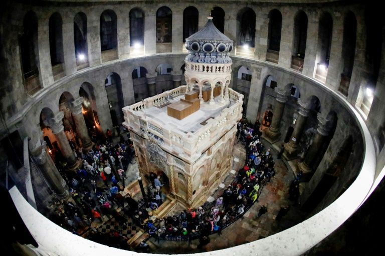 New archaeological report on Jesus Christ's tomb matches historical records