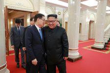 Corée du Nord:Kim Jong Un promet plus de rencontres avec la Corée du Sud en 2019