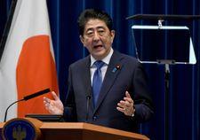Large majorité pour le Premier ministre Shinzo Abe au Japon