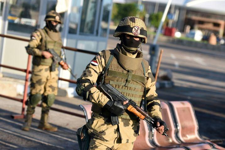 Résultats de recherche d'images pour «Egypte: l'armée lance l'opération antiterroriste»