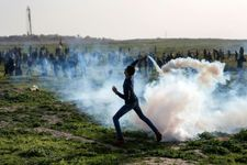 Israel spent nearly $11 million on response to weekly Gaza border riots in 2018