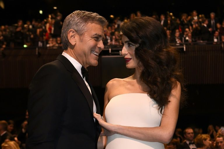 George and Amal Clooney welcome birth of twins: publicist