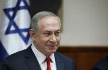 Le Premier ministre israélien Benjamin Netanyahu, le 22 janvier 2017 à Jérusalem